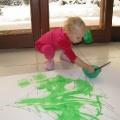 Malowanie choinki