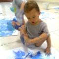 Malowanie deszczu